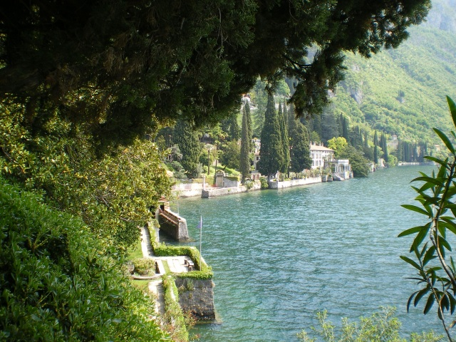 Villas Cipressi and Monastero, Lake Como