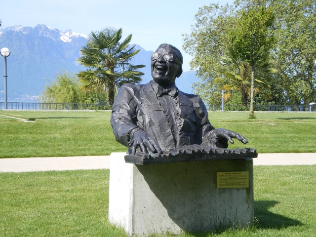 Ray Charles in Montreux